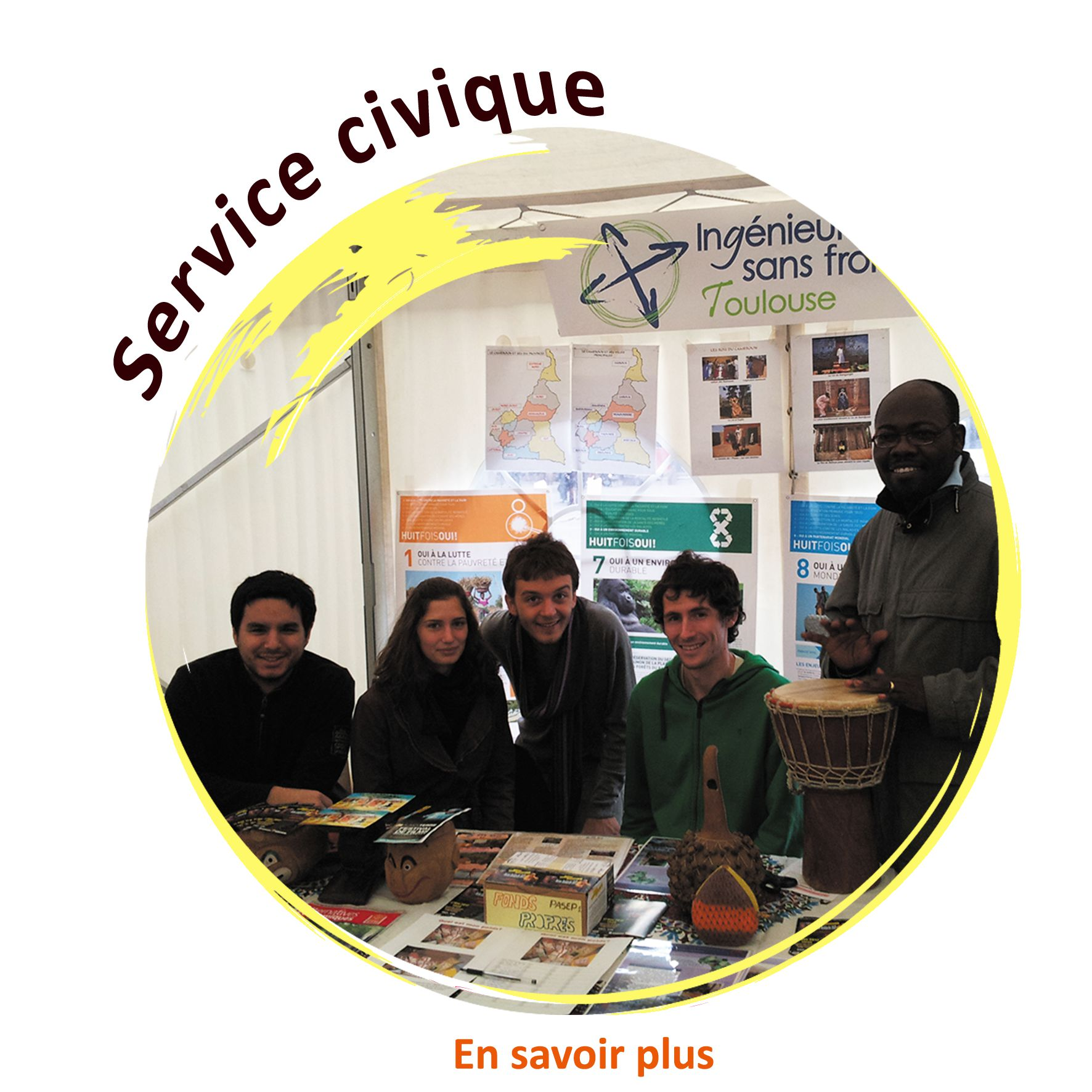 service civique ConvertImage
